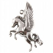 Pegasus Sterling Silver Charms